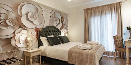 Deluxerum på hotell Byzantion i Parga, Grekland.