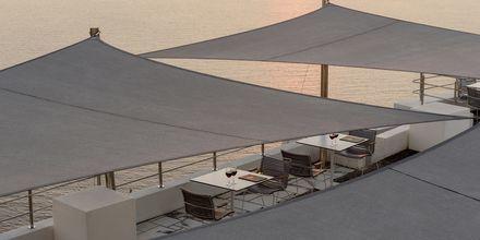 Caldera's Dolphin Suites på Santorini, Grekland.