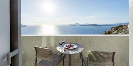 Juniorsvit på Caldera's Dolphin Suites, Santorini.