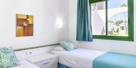 Tvårumslägenhet i bungalow på hotell Canary Garden Club i Maspalomas på Gran Canaria.