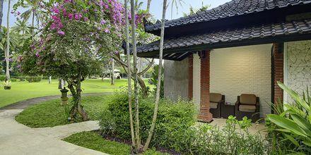 Dubbelrum i Bungalow på Candi Beach Resort & Spa, Bali.