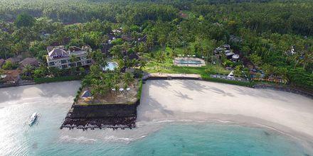 Candi Beach Resort & Spa i Candi Dasa, Bali.