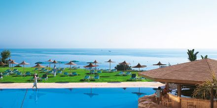 Hotell Capo Bay i Fig Tree Bay, Cypern.