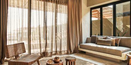 Trerumsvilla på hotell Casa Cook El Gouna i Egypten.
