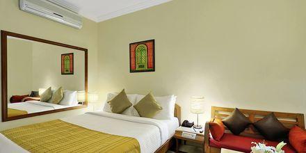 Deluxerum på hotell Casa de Goa, Indien.