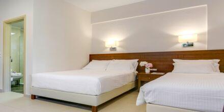 Enrumslägenhet på hotell Casa di Porto på Kreta, Grekland.