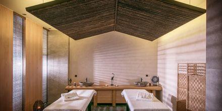 Massage på hotell Chania Flair på Kreta, Grekland.