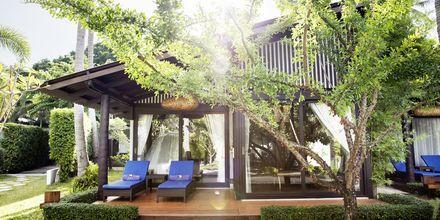 Tvårumssvit på Chura Samui Resort på Koh Samui, Thailand.