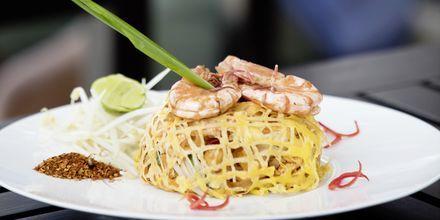 Restaurang KAN på Chura Samui Resort på Koh Samui, Thailand.