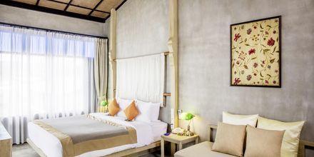 Deluxerum på Chura Samui Resort på Koh Samui, Thailand.