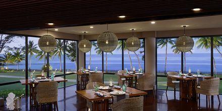 Restaurang Rock Salt på hotell Cinnamon Bey Beruwala i Bentota, på Sri Lanka.