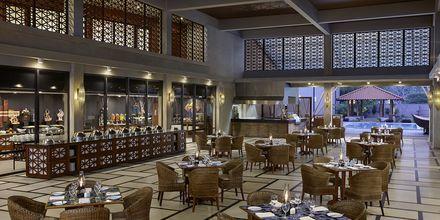 Huvudrestaurangen Bufe på hotell Cinnamon Bey Beruwala i Bentota, på Sri Lanka.