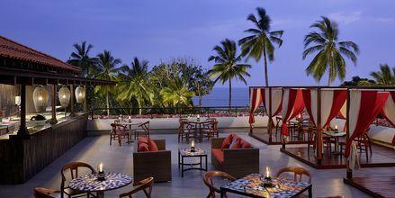 Restaurang Mezz2 på hotell Cinnamon Bey Beruwala i Bentota, på Sri Lanka.