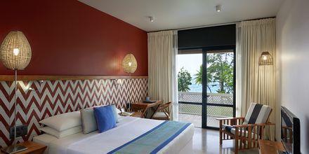 Dubbelrum på hotell Cinnamon Bey Beruwala i Bentota, på Sri Lanka.