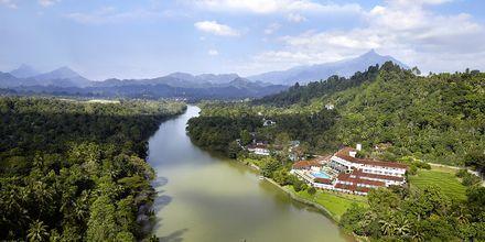 Hotell Cinnamon Citadel i Kandy på Sri Lanka.