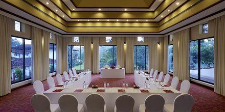 Konferensrum på hotell Cinnamon Citadel i Kandy på Sri Lanka.