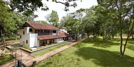 Hotell Cinnamon Lodge Habarana på Sri Lanka.