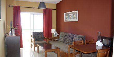 Tvårumslägenhet på hotell Colina Mar i Puerto Rico, Gran Canaria.