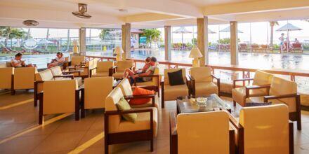 Restaurang på hotell Coral Sands Hotel i Hikkaduwa, Sri Lanka.