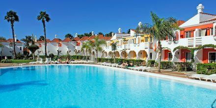 Pool på hotell Cordial Green Golf i Maspalomas, Gran Canaria.
