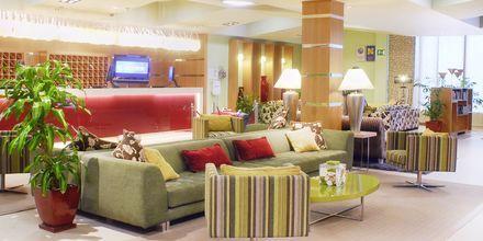 Lobby på Hotell Cordial Morgan Valle, Puerto Mogán, Gran Canaria.