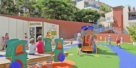 Miniklubb på hotell Cordial Morgan Valle, Puerto Mogán, Gran Canaria.