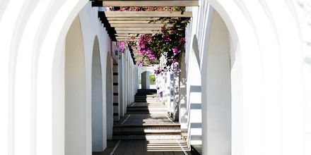 Torremolinos är en gammal fiskeby med många vackra arkitektoniska detaljer kvar.