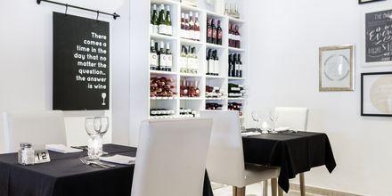 Restaurang på hotell Costa Sal i Puerto del Carmen, Lanzarote.