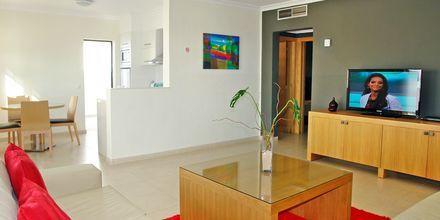 Trerumsvilla på hotell Costa Sal i Puerto del Carmen, Lanzarote.