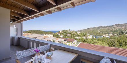 Hotell Costa Smeralda i Sivota, Grekland.