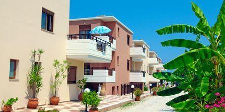 Hotell Costas & Christina i Platanias på Kreta, Grekland.