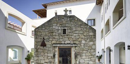 Kapellet på hotell Creta Maris Beach Resort på Kreta, Grekland.