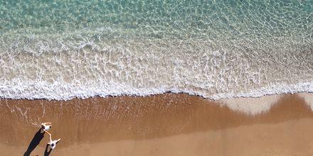 Creta Maris Beach på Kreta, Grekland.