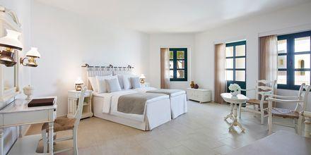 Familjerum på hotell Creta Maris Beach Resort på Kreta, Grekland.
