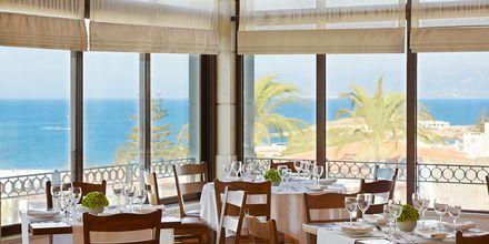 Restaurang Estia på hotell Creta Maris Beach Resort på Kreta, Grekland.
