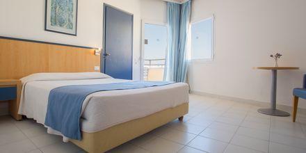 Dubbelrum på hotell Louis Creta Princess Aquapark & Spa på Kreta, Grekland.