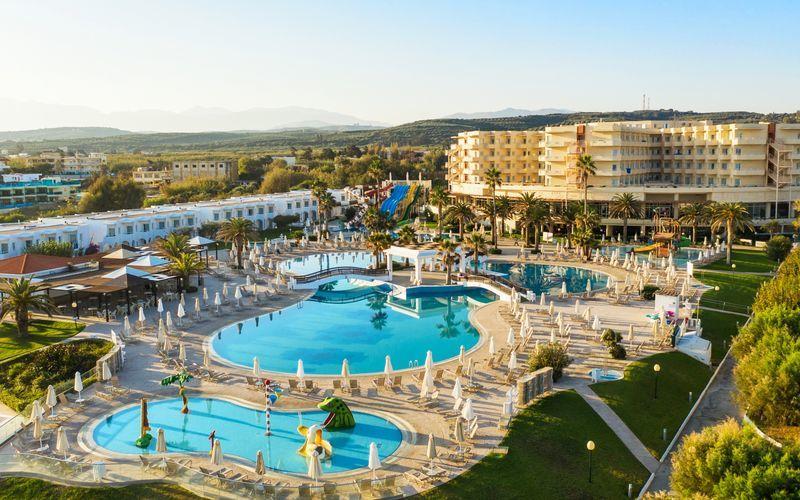 Hotell Louis Creta Princess i Maleme på Kreta, Grekland.