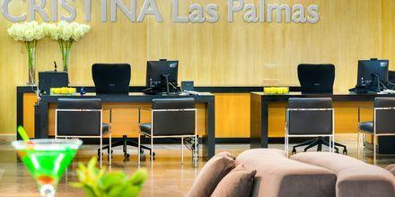 Cristina Las Palmas - vintern 21/22