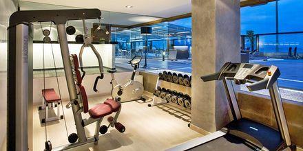Gym på hotell Cristina Las Palmas på Gran Canaria.