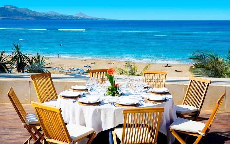 Hotell Cristina Las Palmas på Gran Canaria.