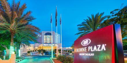 Hotell Crowne Plaza Resort, Oman.