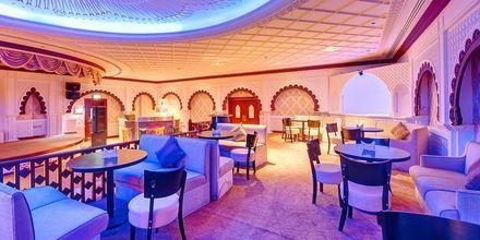 Al Luban Club på hotell Crowne Plaza Resort, Oman.