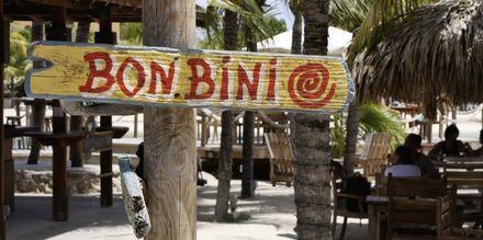 """Stämningen i Curaçao är välkomnande och avslappnande. Bonbini betyder """"välkommen""""!"""