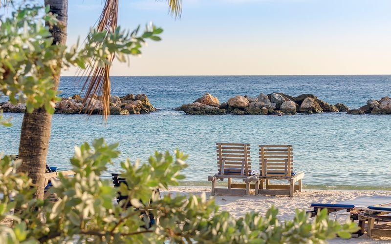 Curaçao är den största av de tre ABC-öarna i Västindien.