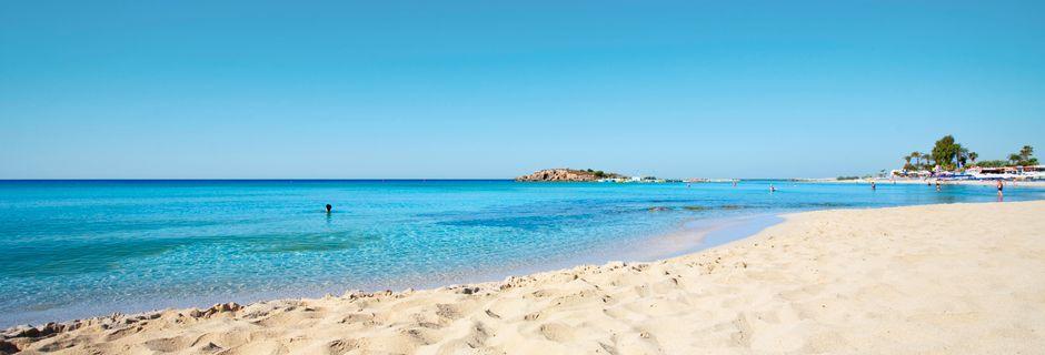 Ayia Napa, Cypern.