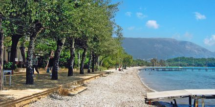 Njut av sköna dopp i Medelhavet på Korfu, Grekland.