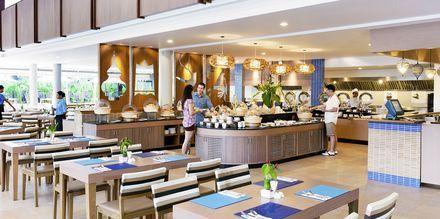 Kingfisher restaurang på Deevana Plaza i Ao Nang, Thailand.