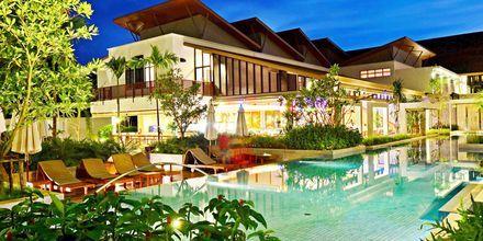 Poolområdet på Deevana Plaza i Ao Nang, Thailand.