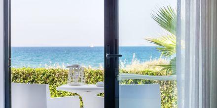Deluxerum på hotell Diamond Deluxe Hotel i Lambi på Kos, Grekland.