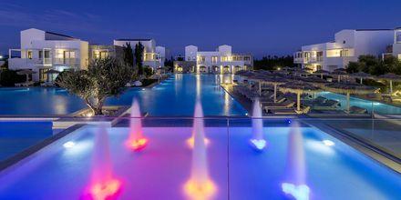 Pool på hotell Diamond Deluxe Hotel i Lambi på Kos, Grekland.